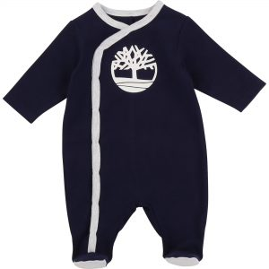 Dors-bien en jersey coton TIMBERLAND BEBE COUCHE GARCON Bleu