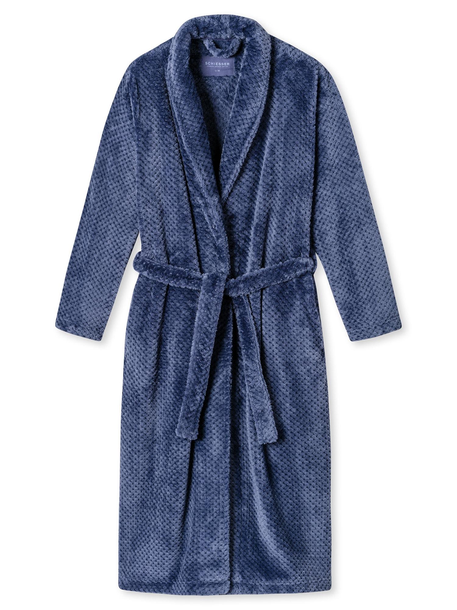 SCHIESSER Robe de chambre  bleuAbout You FR
