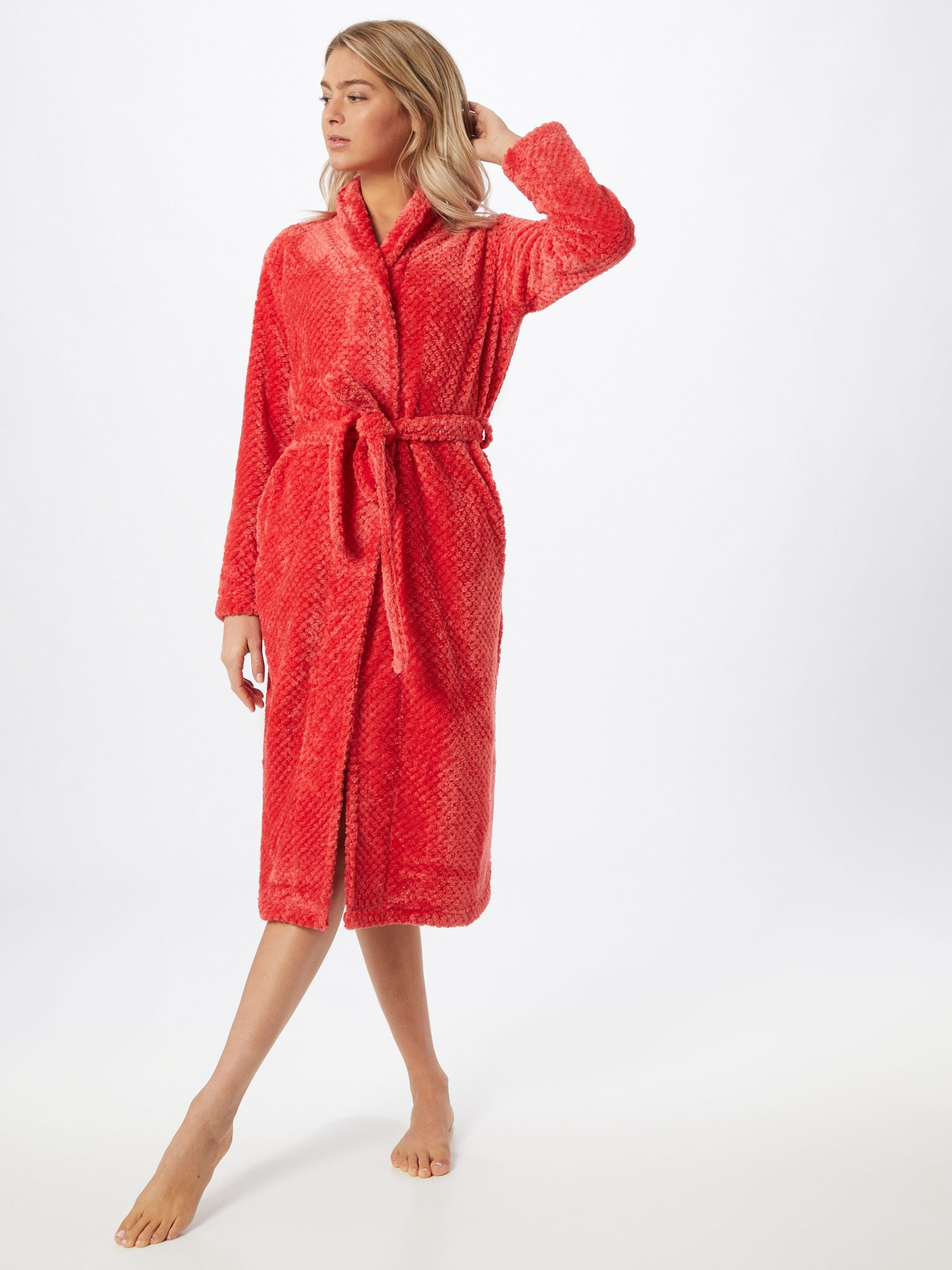 SCHIESSER Robe de chambre  rougeAbout You FR