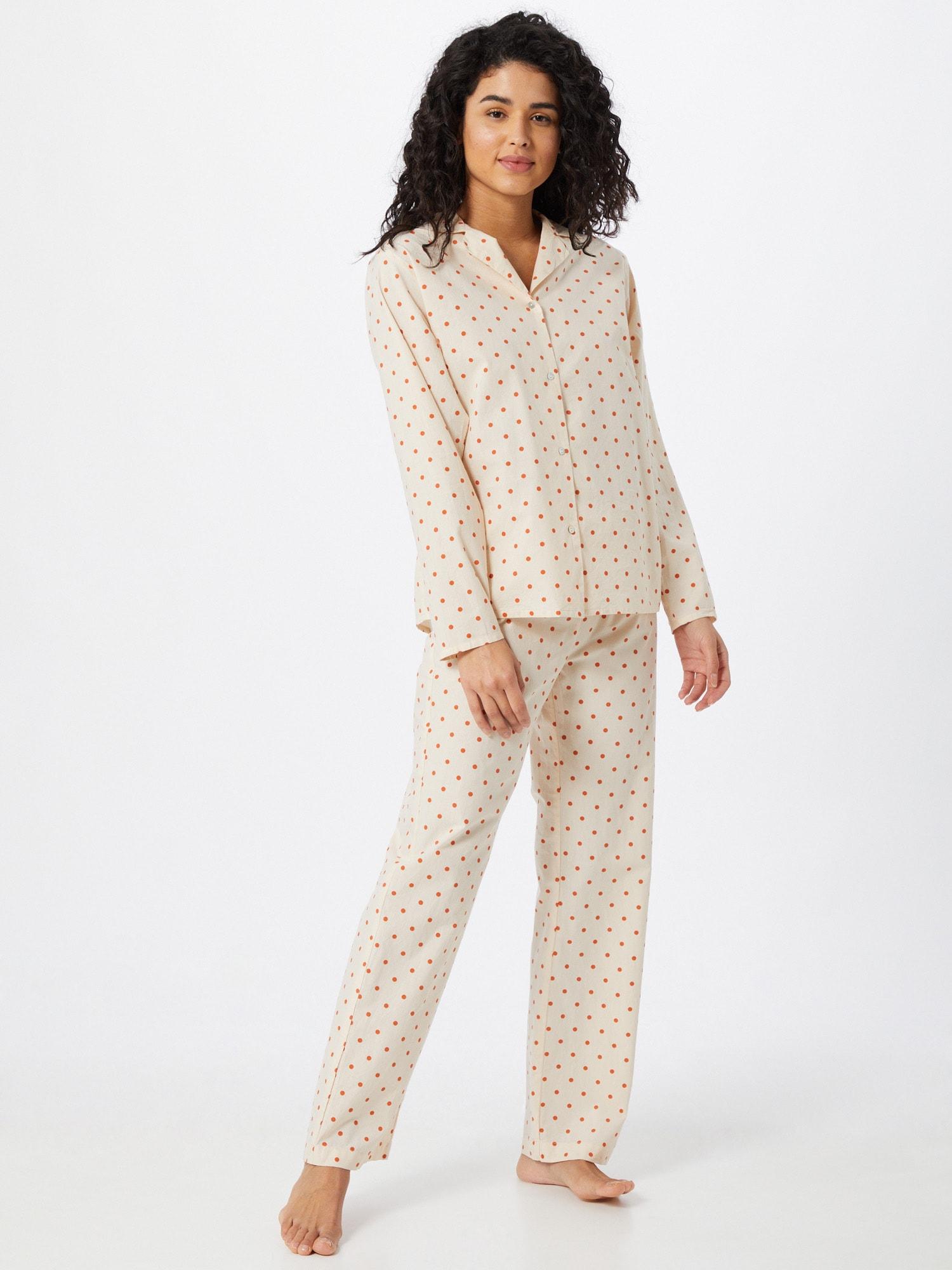 BeckSöndergaard Pyjama  nude / orangeAbout You FR