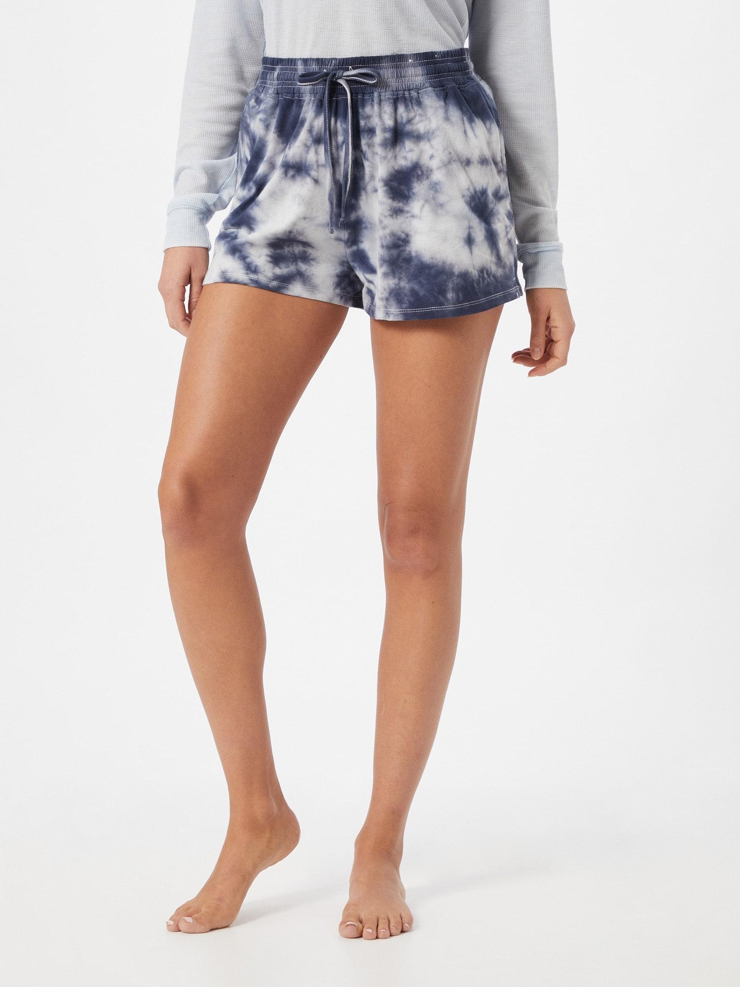 Cotton On Pantalon de pyjama  blanc / bleu marineAbout You FR