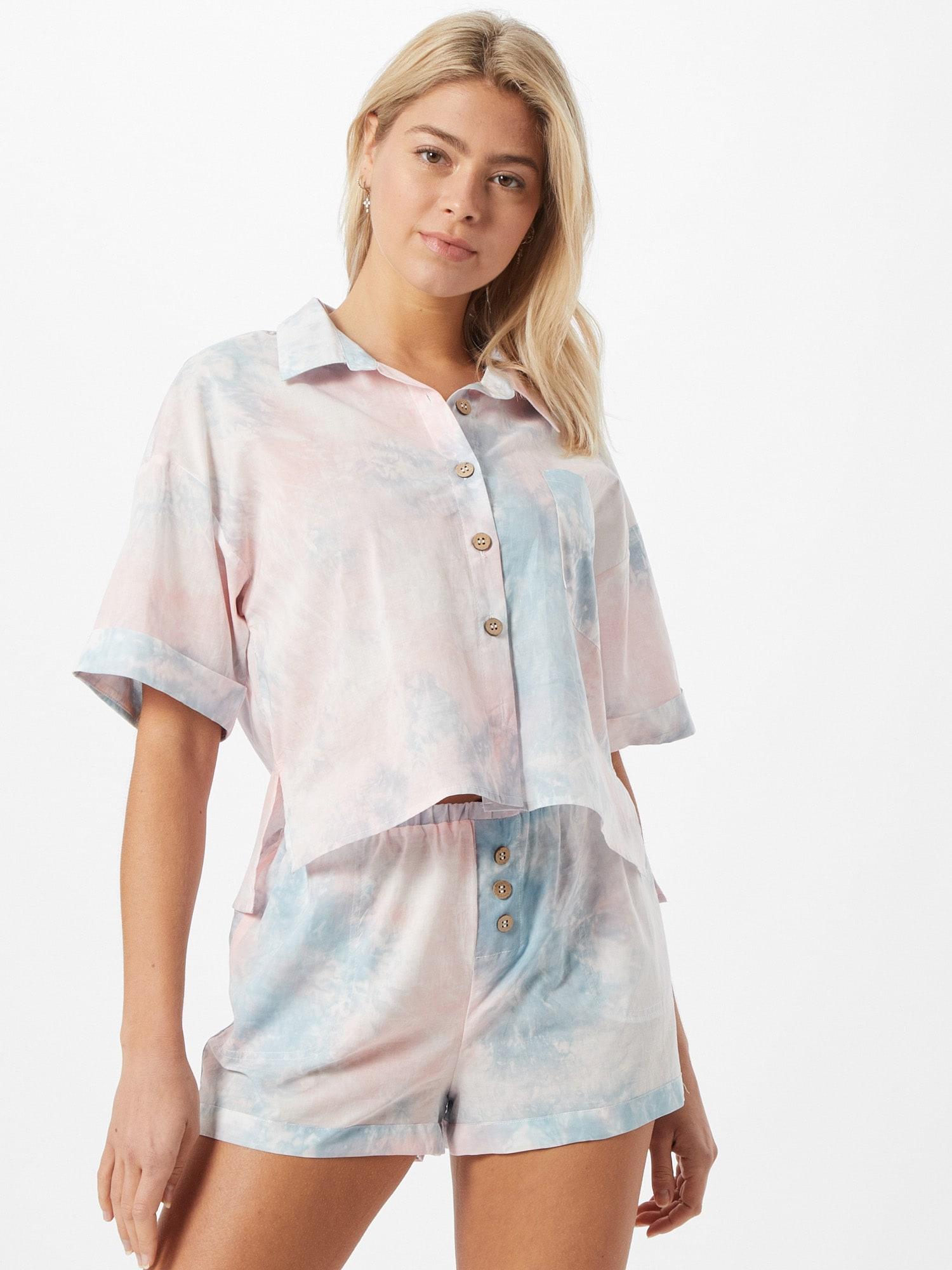 Cotton On Pyjama  blanc / rose clair / bleu clairAbout You FR