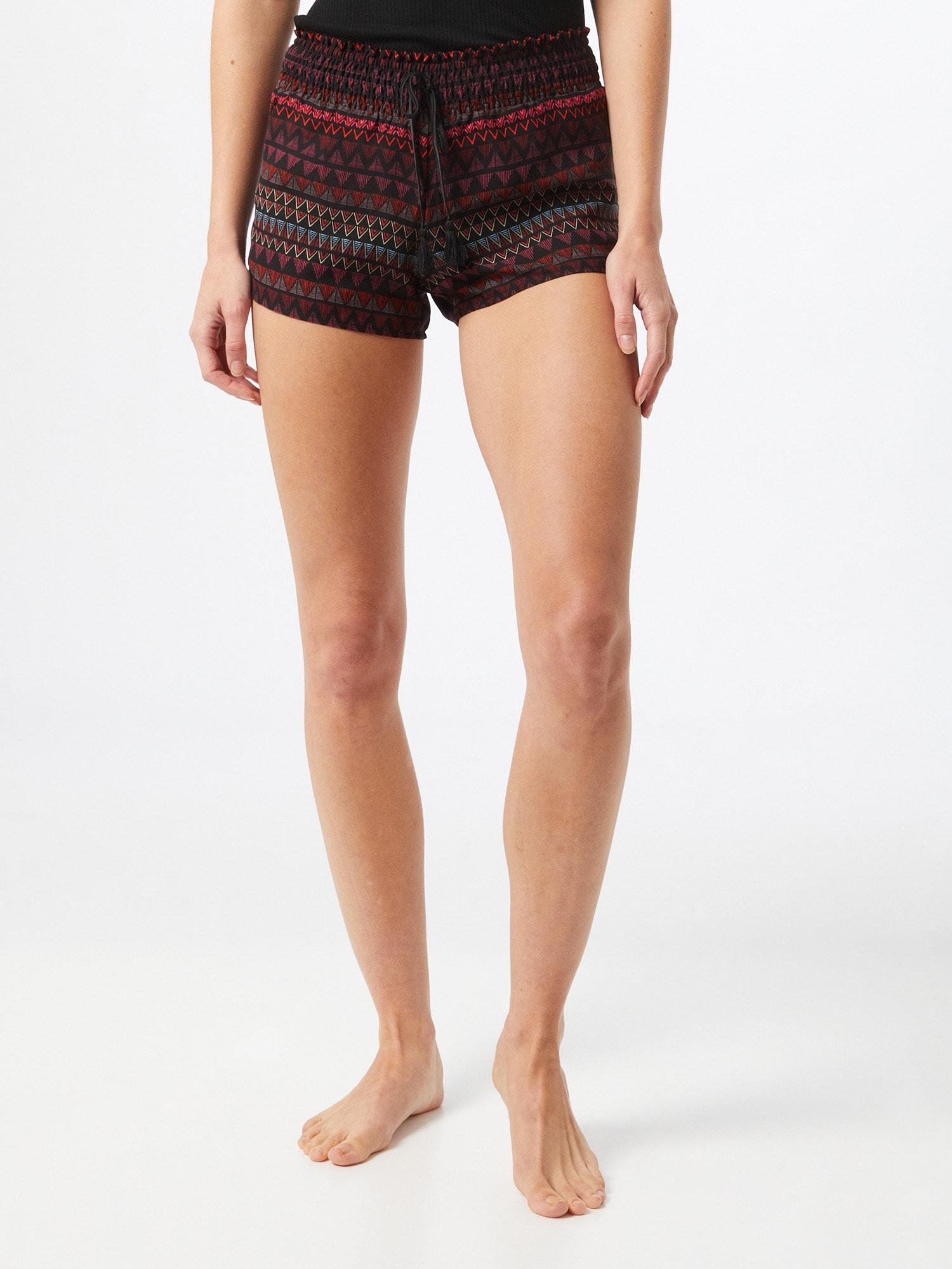 ETAM Pantalon de pyjama 'BAI'  mélange de couleurs / noirAbout You FR
