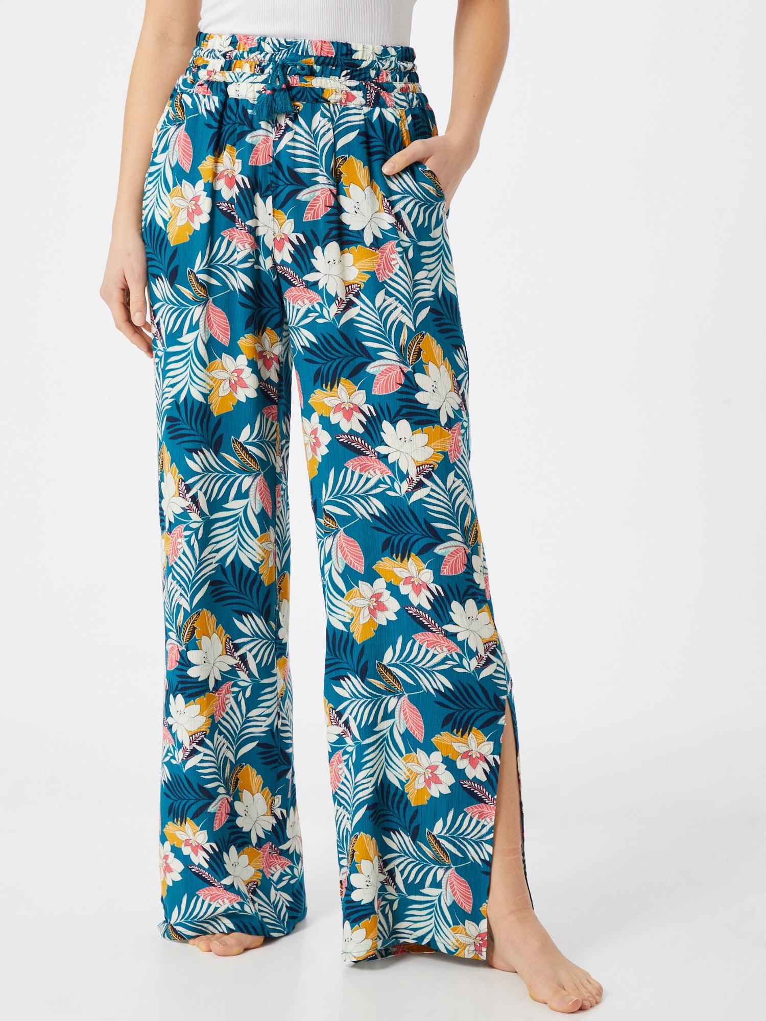 ETAM Pantalon de pyjama 'BORA'  mélange de couleurs / turquoiseAbout You FR