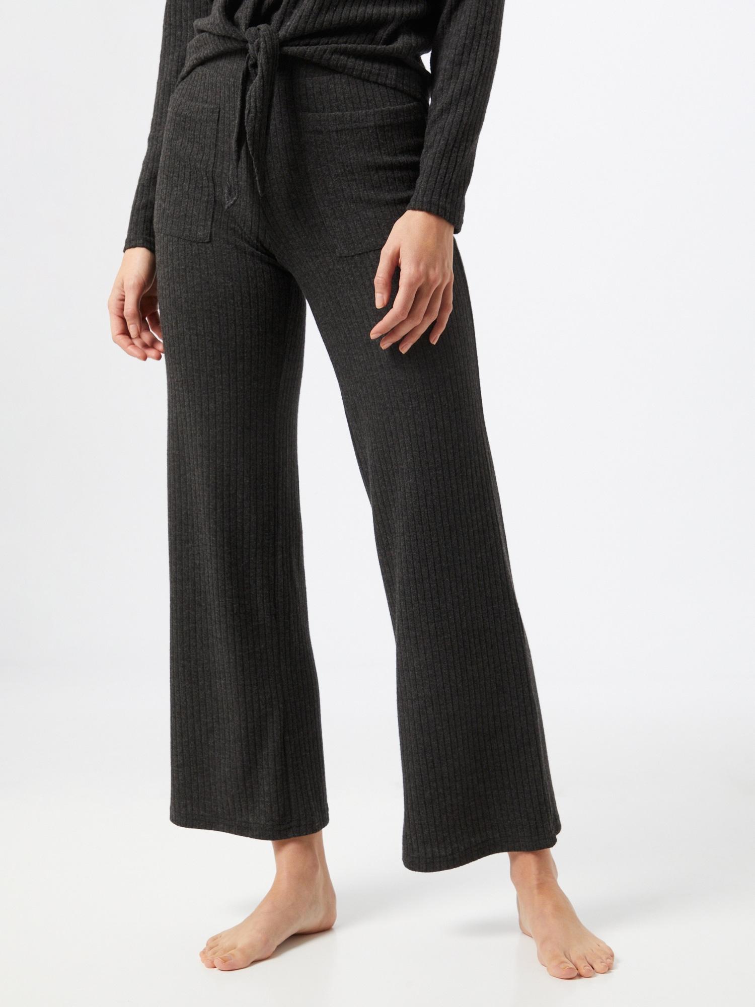 ETAM Pantalon de pyjama  anthraciteAbout You FR