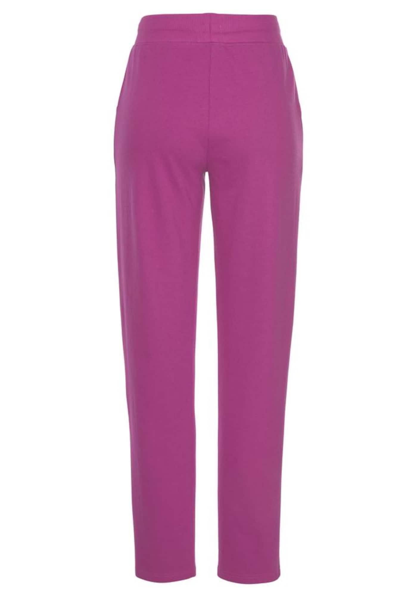 HIS JEANS Pantalon de pyjama  violetAbout You FR