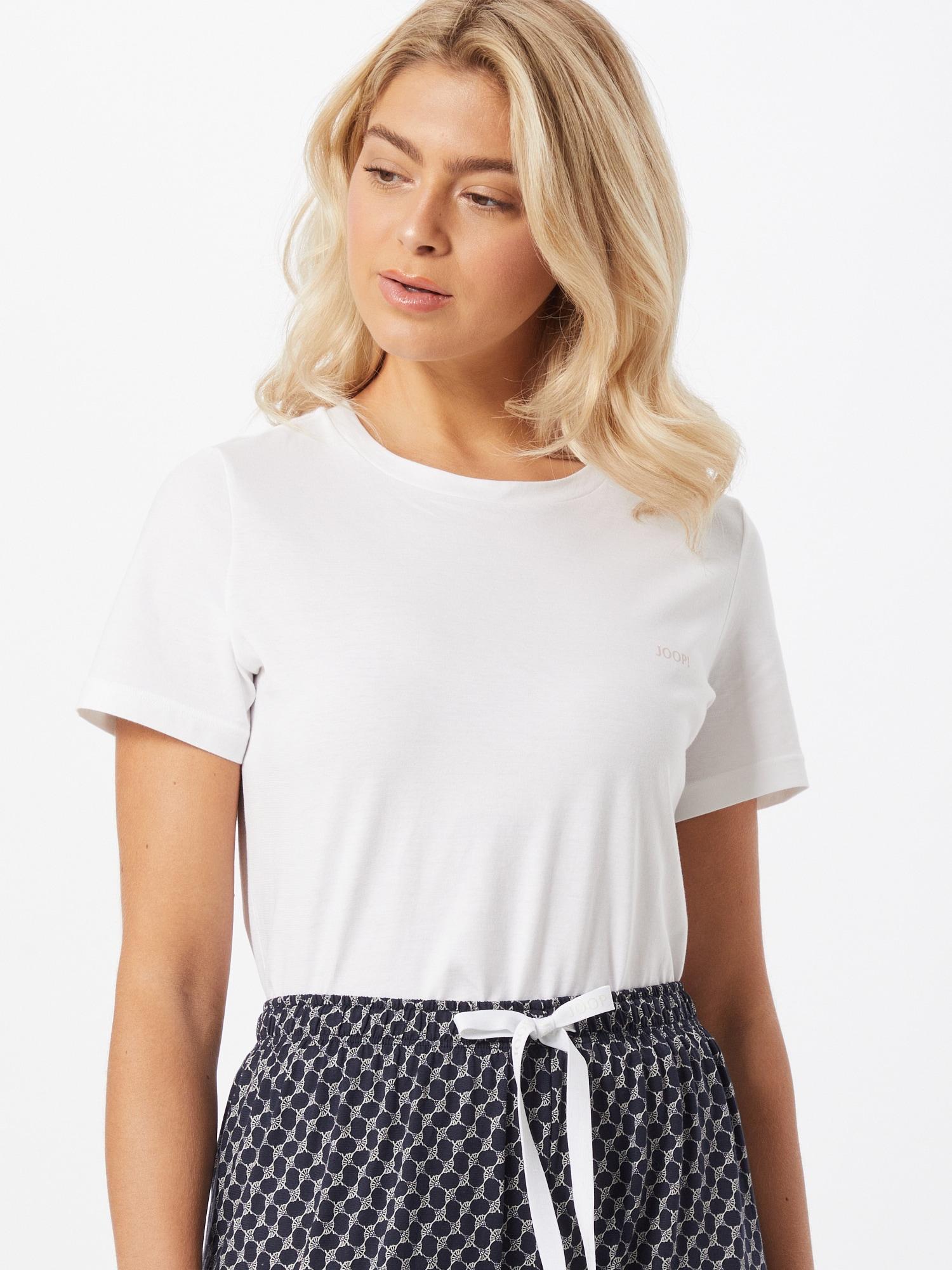 JOOP! Bodywear Chemise de nuit  blanc / corailAbout You FR