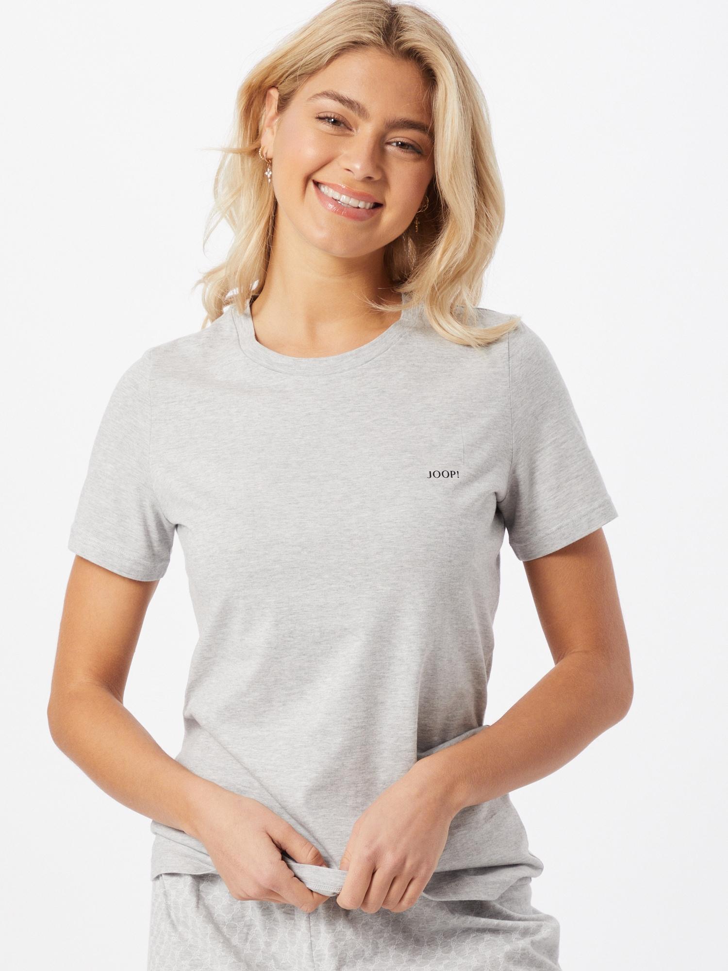 JOOP! Bodywear Chemise de nuit  gris clairAbout You FR