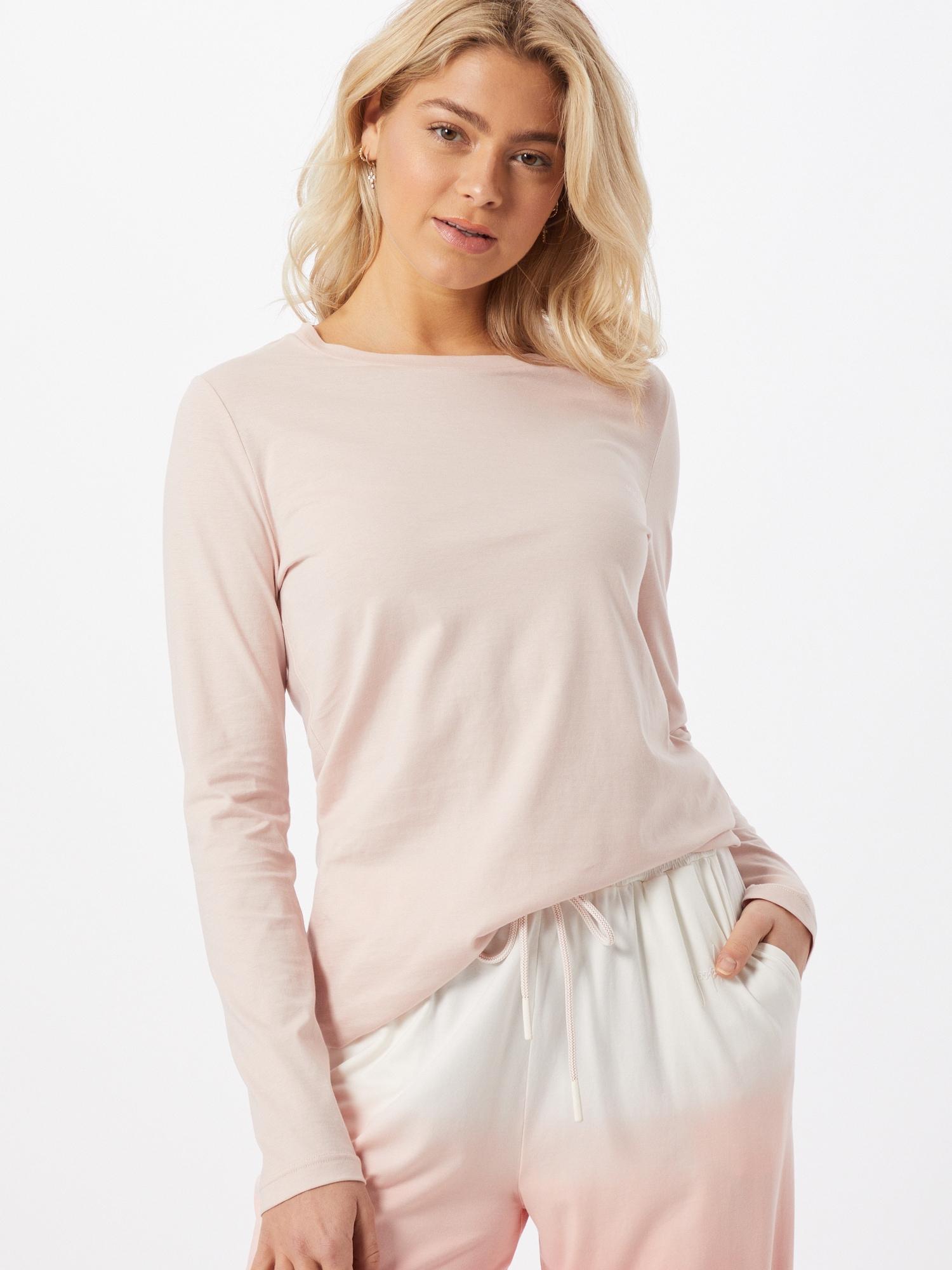 JOOP! Bodywear Chemise de nuit  rose / blanc / gris chinéAbout You FR