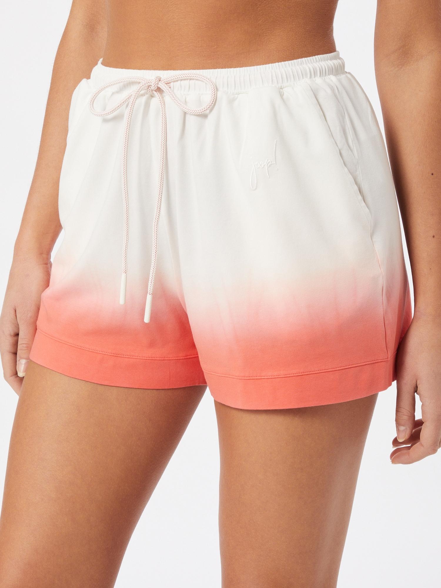 JOOP! Bodywear Pantalon de pyjama  rouge orangé / blancAbout You FR