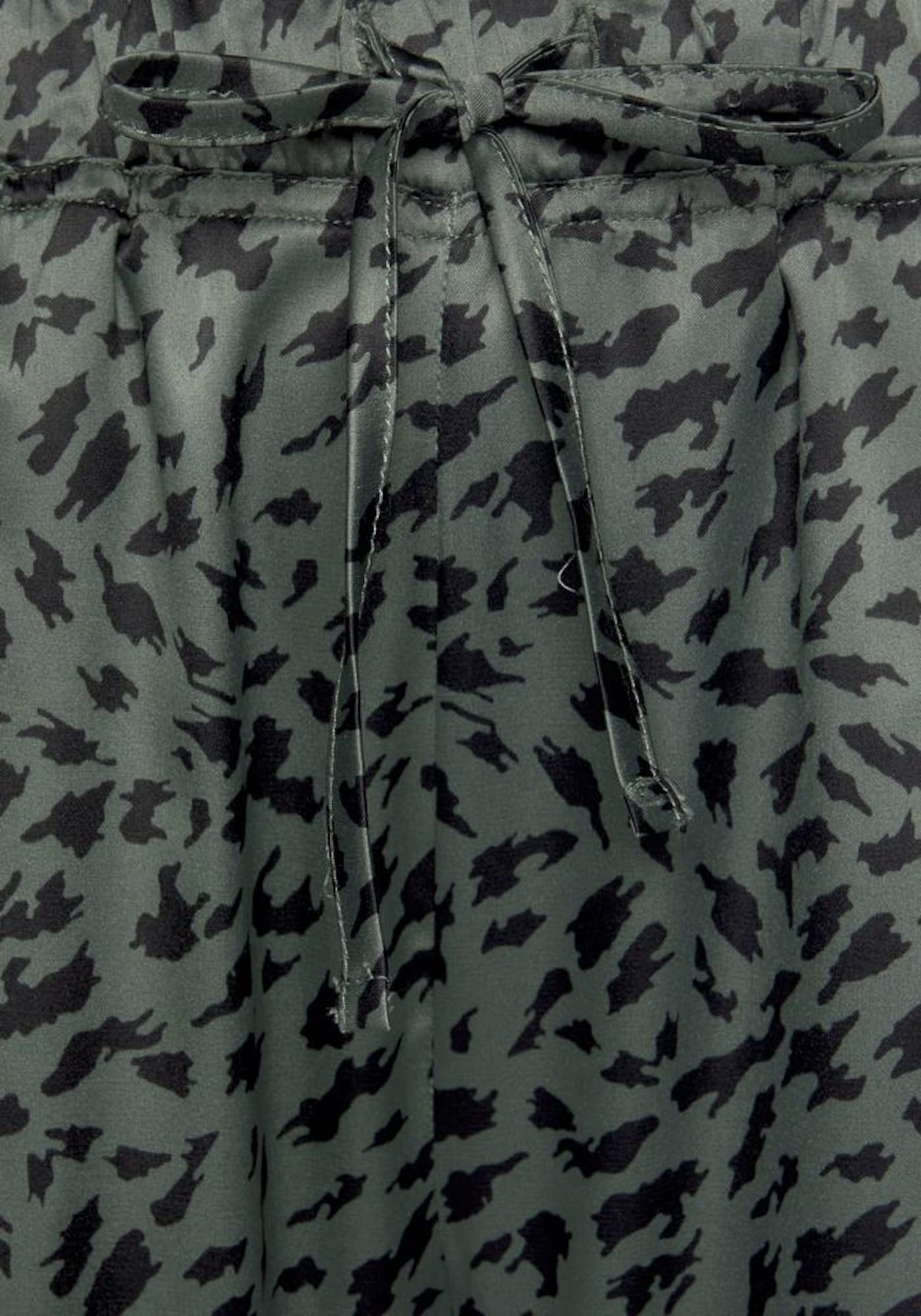 LASCANA Pantalon de pyjama  noir / kakiAbout You FR