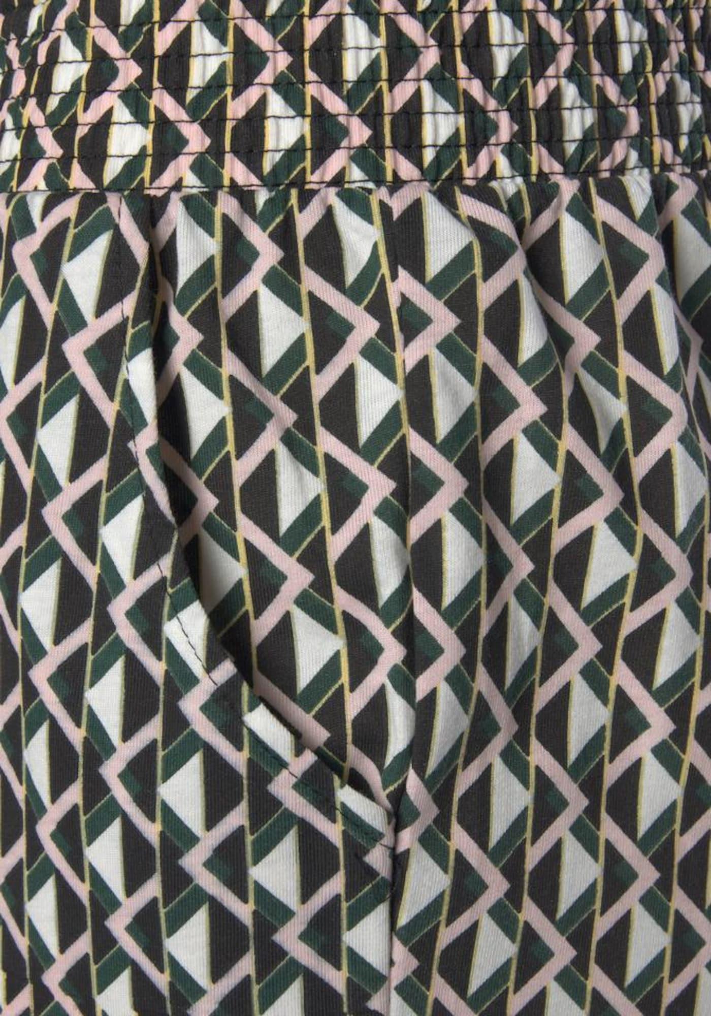 LASCANA Pantalon de pyjama  rose / bleu / vert foncéAbout You FR