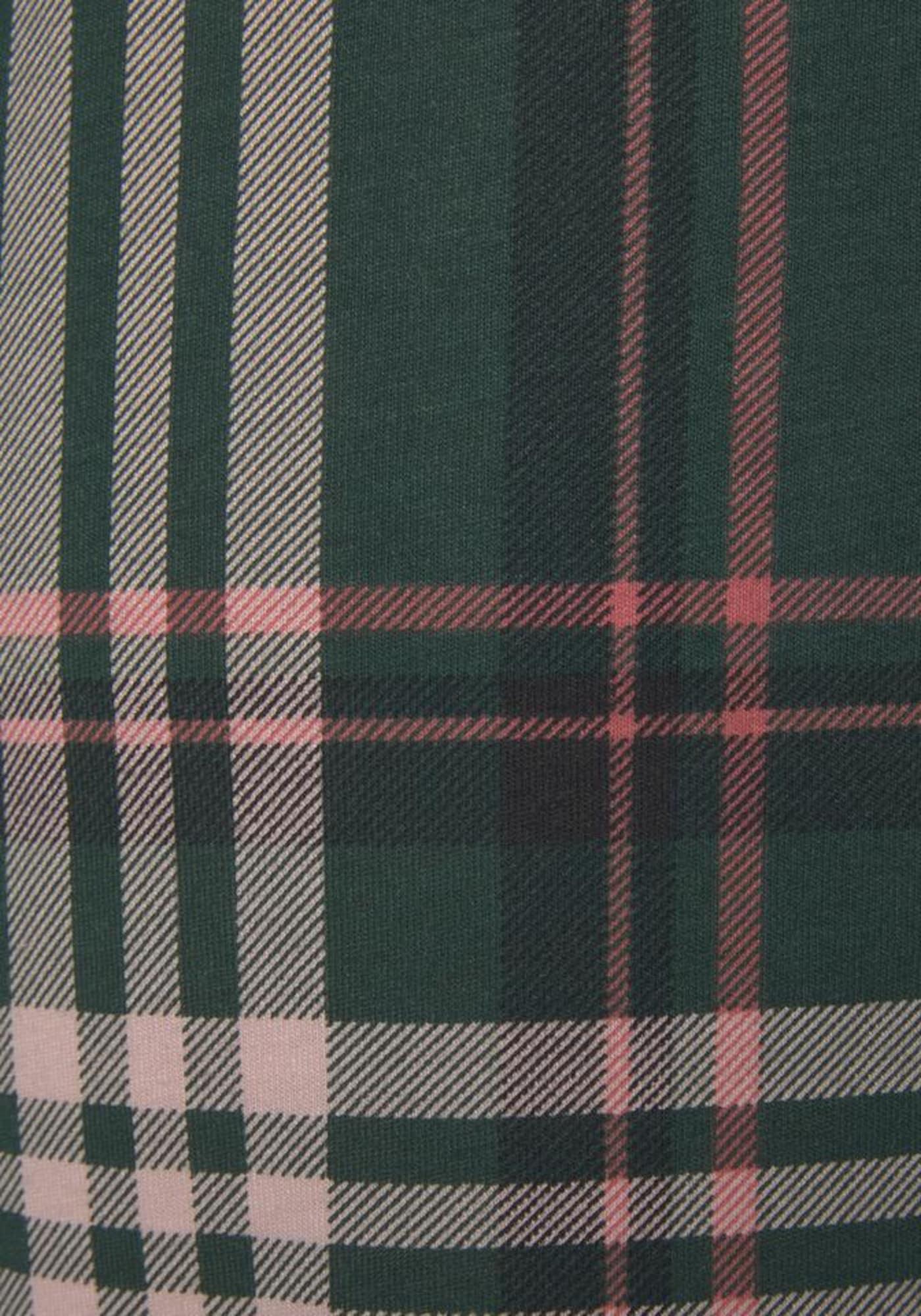 LASCANA Pantalon de pyjama  vert foncé / roseAbout You FR