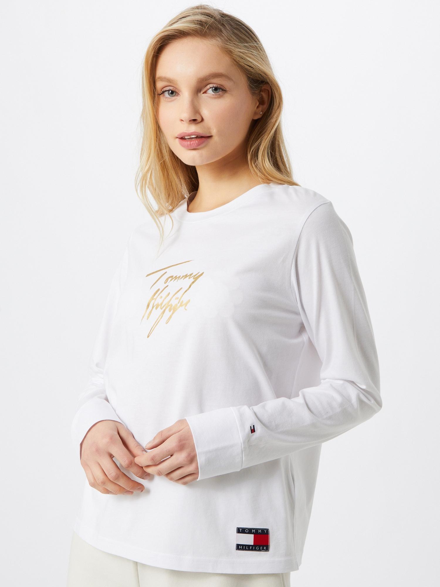 Tommy Hilfiger Underwear Chemise de nuit  blanc / orAbout You FR