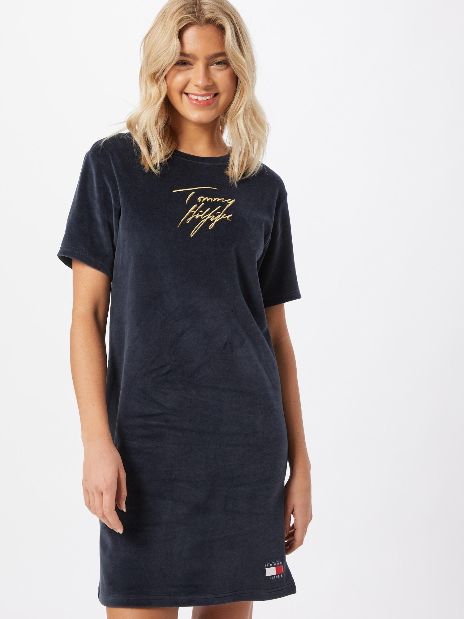 Tommy Hilfiger Underwear Chemise de nuit  bleu foncé / orAbout You FR