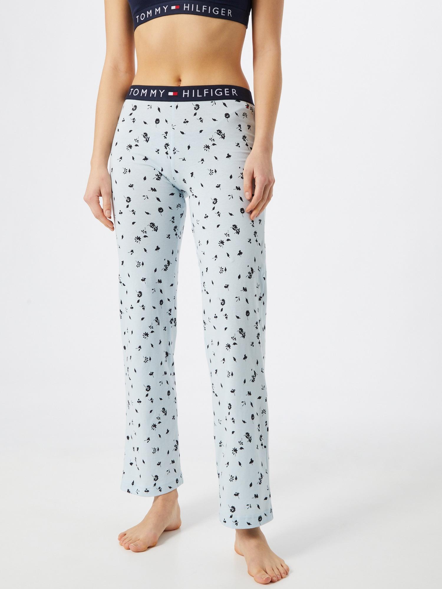 Tommy Hilfiger Underwear Pantalon de pyjama  bleu clair / bleu marineAbout You FR