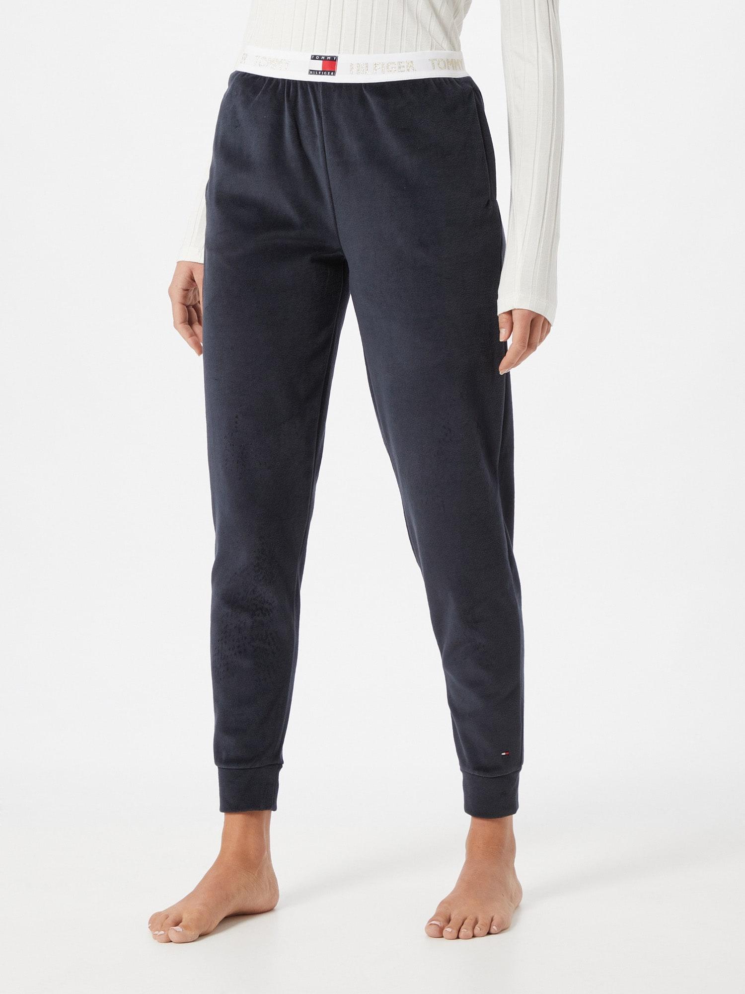 Tommy Hilfiger Underwear Pantalon de pyjama  bleu foncé / blanc / rouge / orAbout You FR