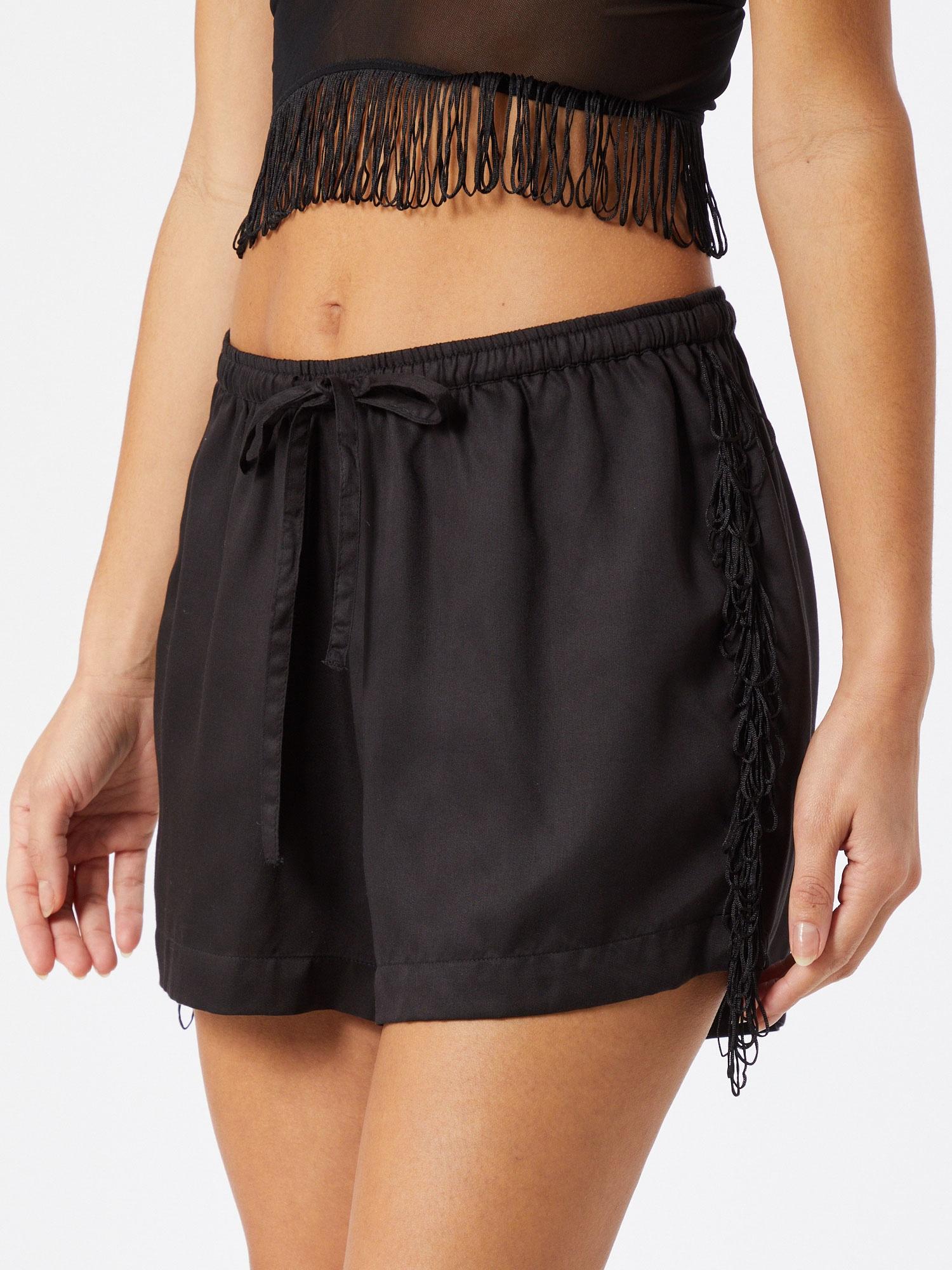 Underprotection Pantalon de pyjama 'Freya'  noirAbout You FR