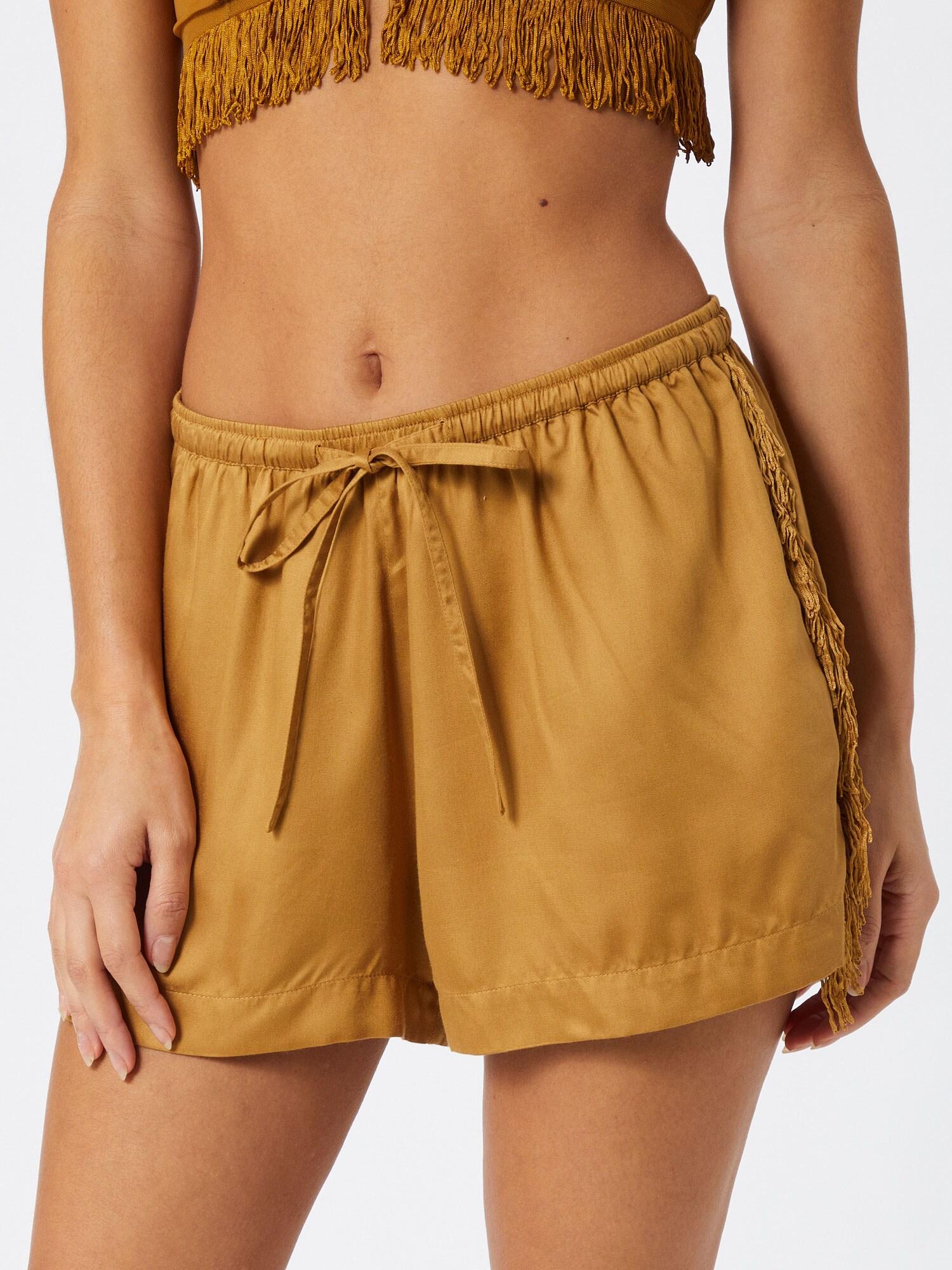 Underprotection Pantalon de pyjama 'Freya'  noisetteAbout You FR