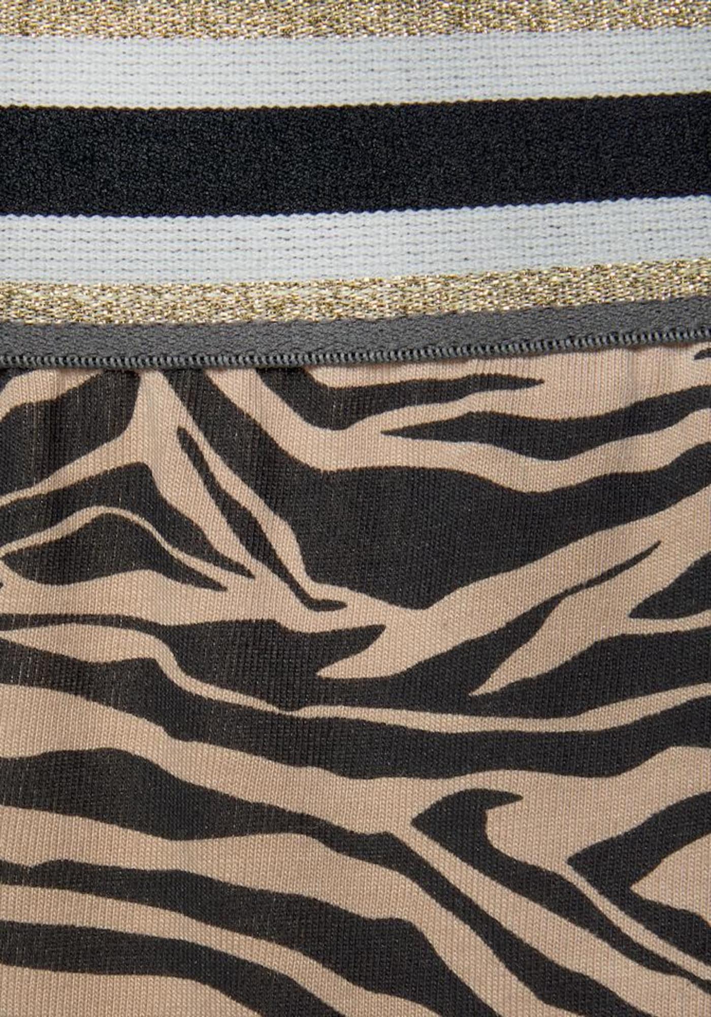 s.Oliver Pyjama  beige / noirAbout You FR