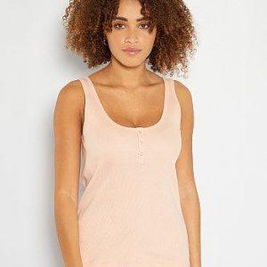 Débardeur homewear rose Kiabi