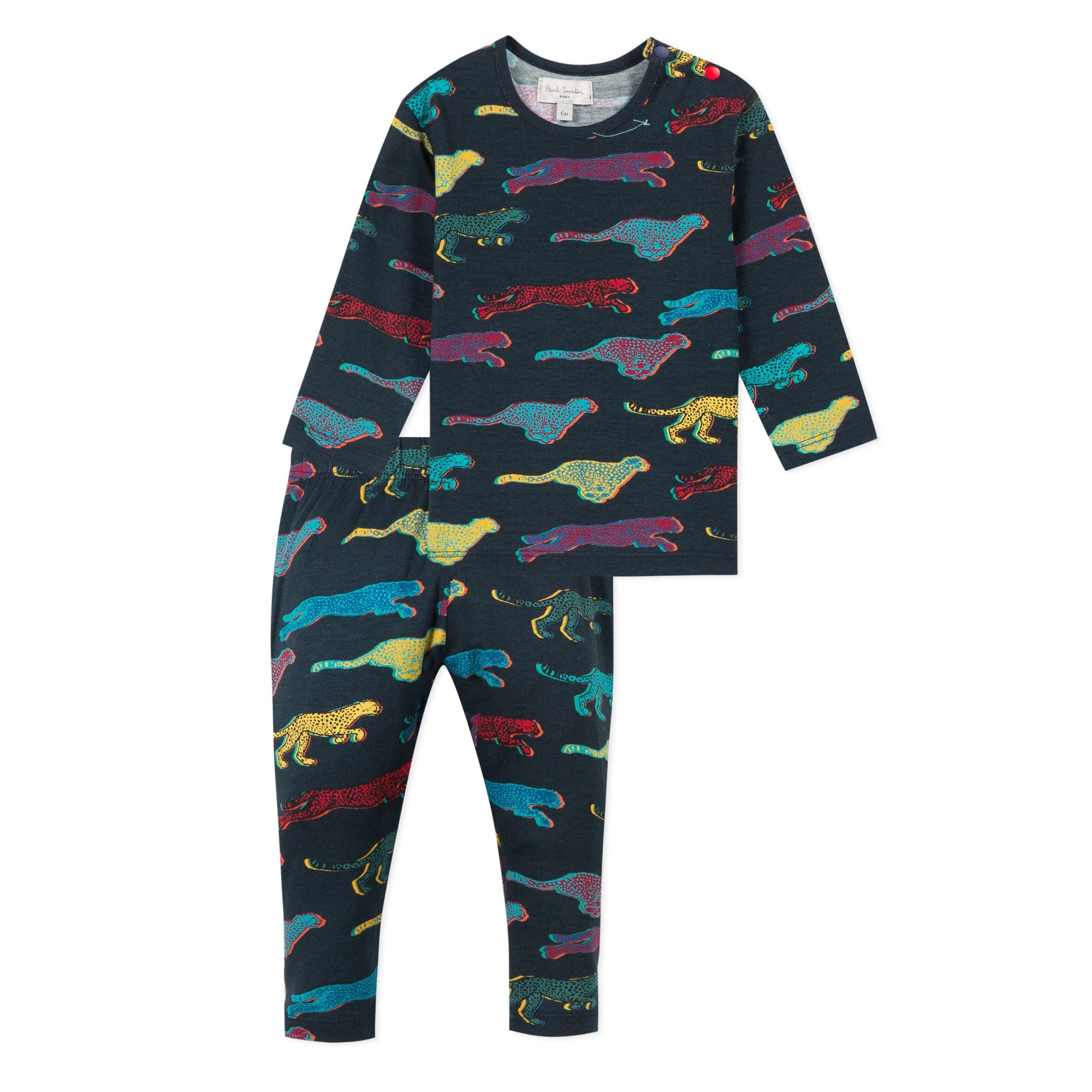Pyjama PAUL SMITH LAYETTE GARCON Bleu