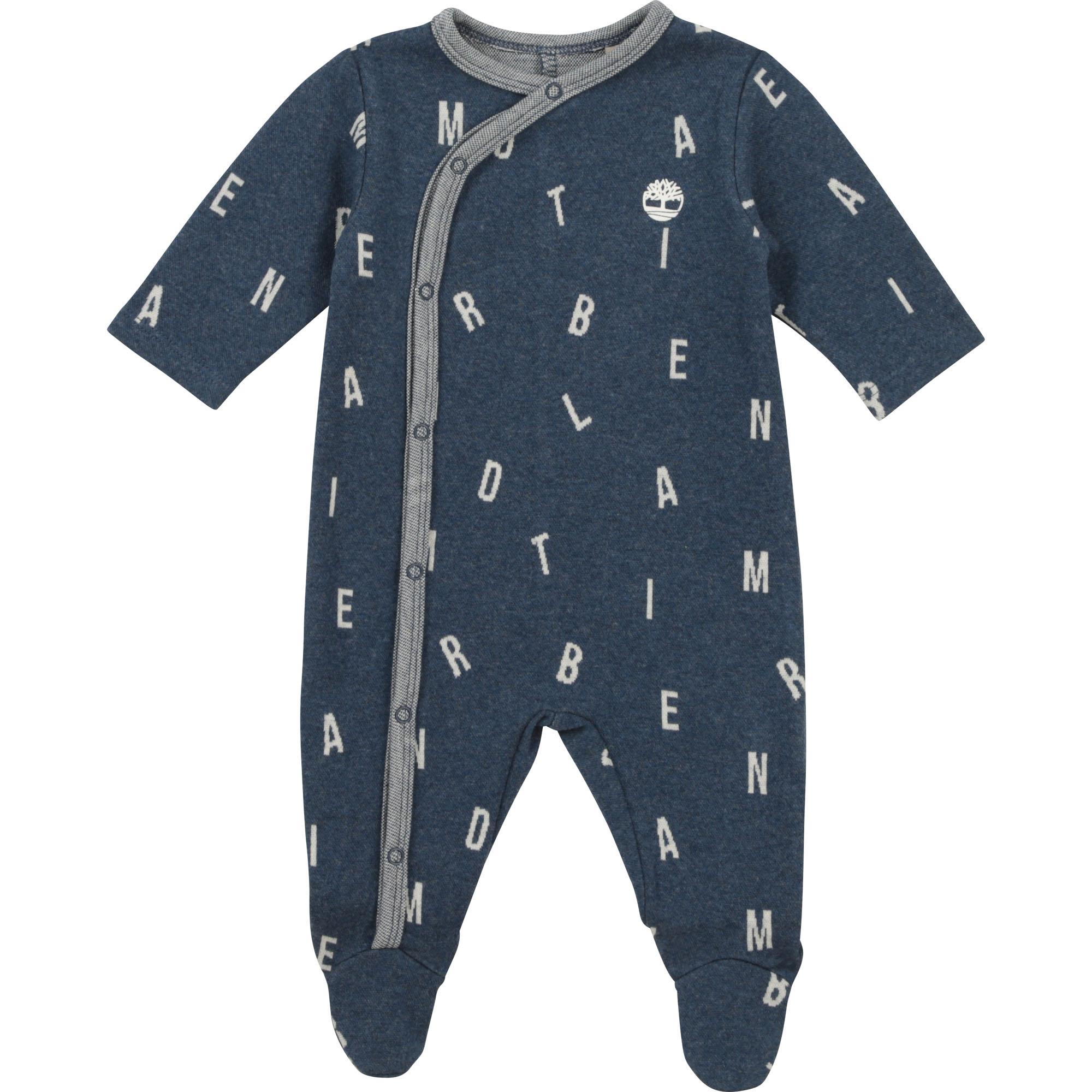 Pyjama à pressions TIMBERLAND BEBE COUCHE GARCON Indéterminé